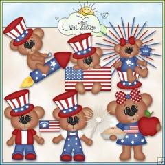 Brittany & Benson Celebrate America 3.