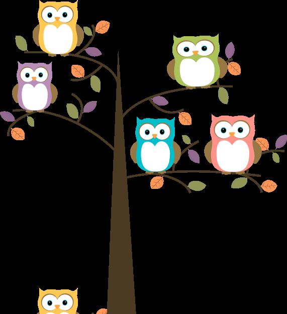 Owl Cartoon.