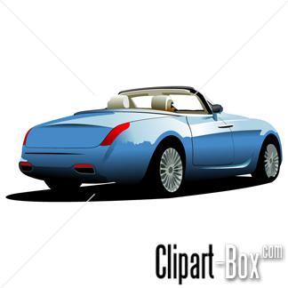 CLIPART BLUE BENTLEY.