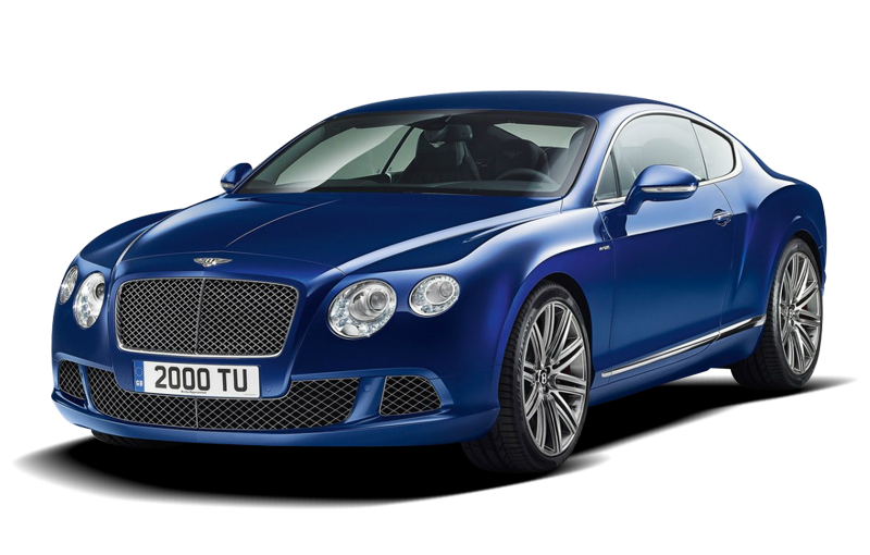 Bentley PNG Transparent Images.