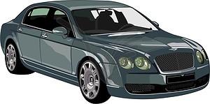 Bentley Car Clipart.