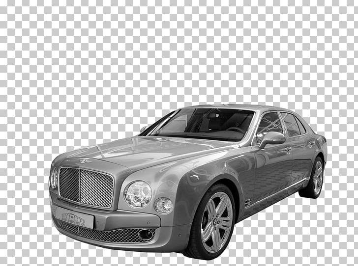 Car Bentley Mulsanne Luxury Vehicle Motor Vehicle PNG.