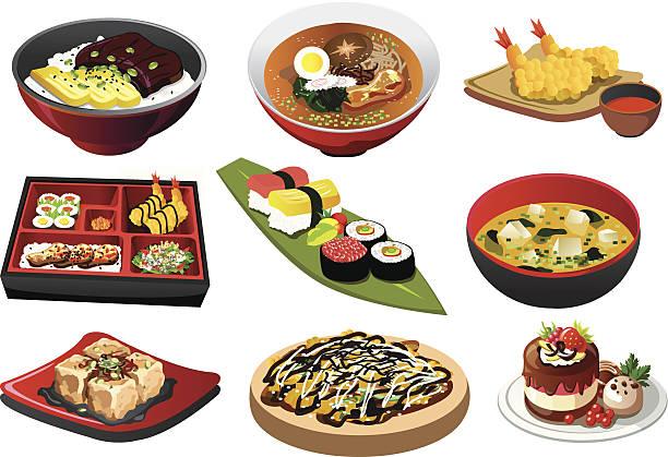 Best Bento Box Illustrations, Royalty.