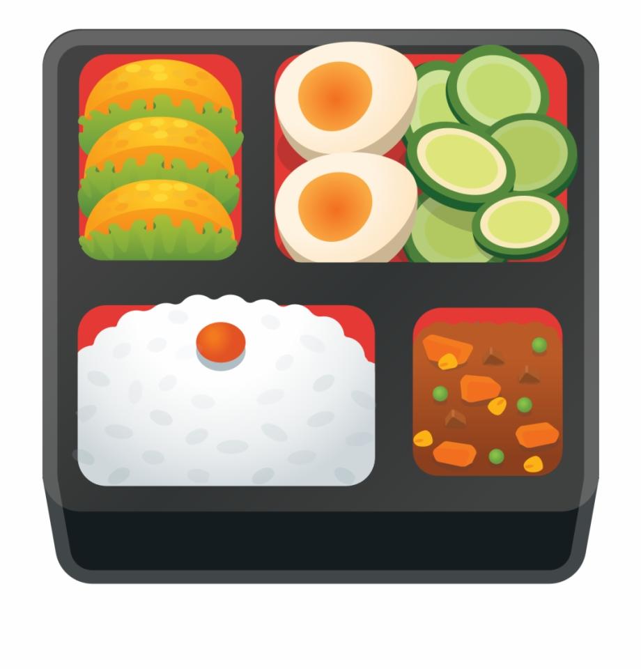 Bento Box Icon.