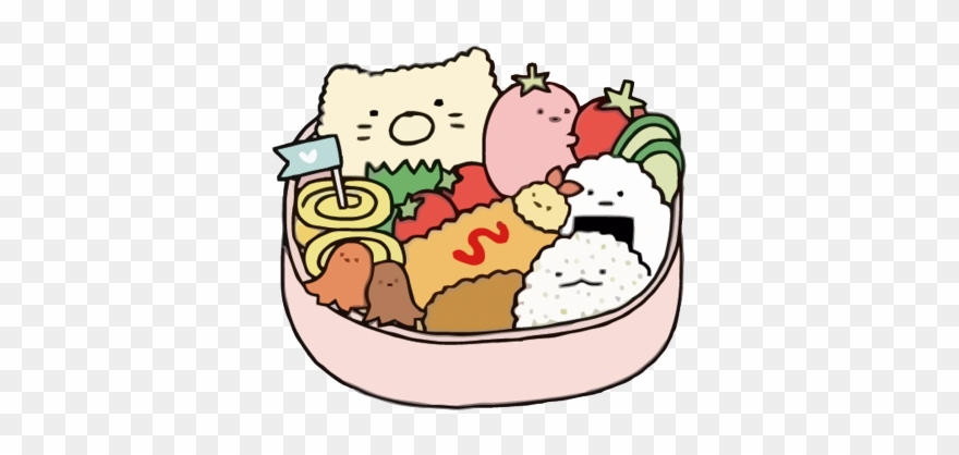 Lunch Box Clipart Shared Lunch.