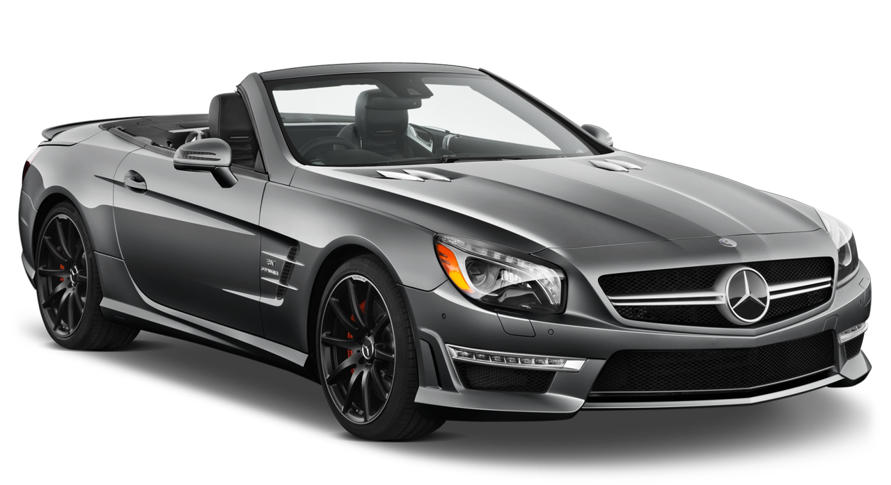 Dark Silver Mercedes Benz Sl 2014 Car PNG Clipart.