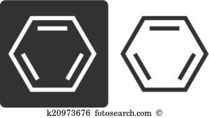 Benzene Clipart Vector Graphics. 292 benzene EPS clip art vector.