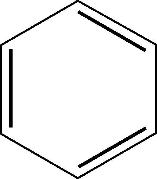 Benzene Clipart.