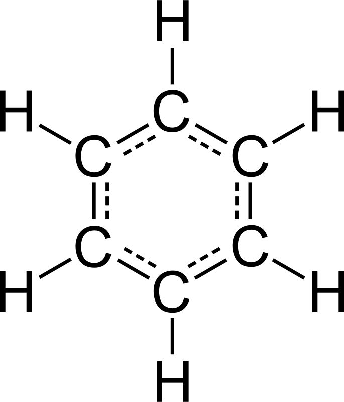 Free Clipart: Benzene.