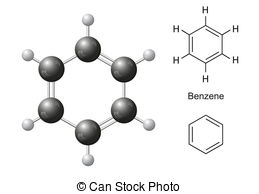 Benzene ring Vector Clip Art Royalty Free. 44 Benzene ring clipart.