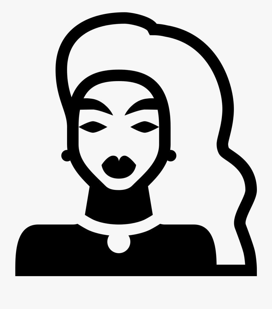 Beyonce Clipart Stencil.