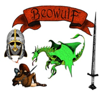 Beowulf Clipart.