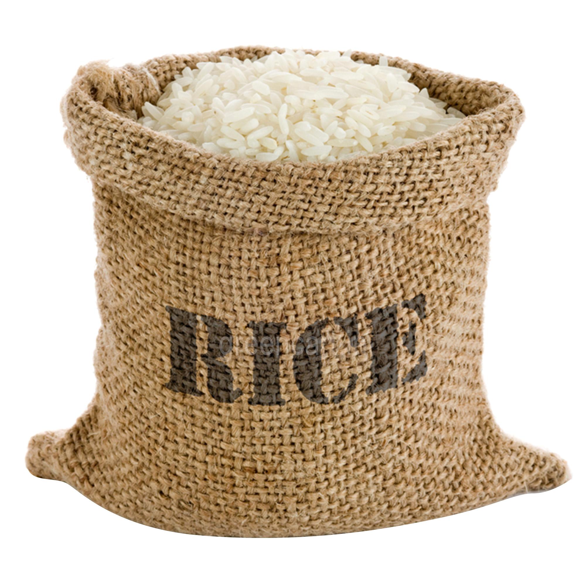 Rice Bag Clipart.
