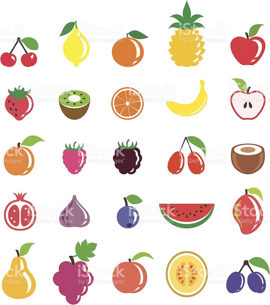 Obst Vektor Illustration 165155473.