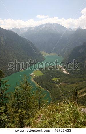 Kehlstein Eagles Nest Bavarian Alps Near Stock Photo 17966722.