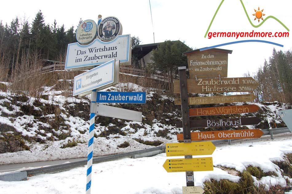 3 Days in Berchtesgaden National Park.