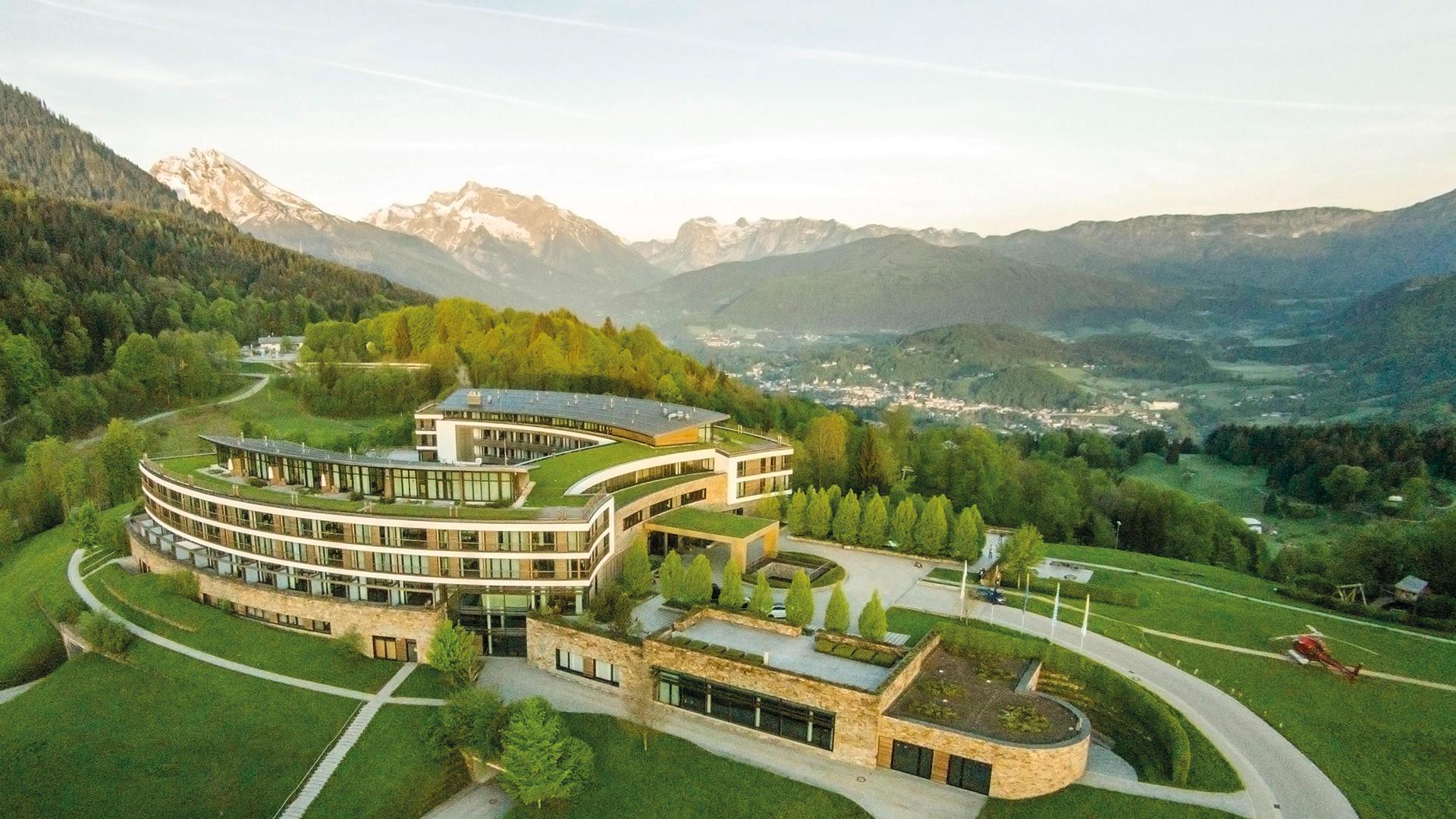 Kempinski Hotel Berchtesgaden.