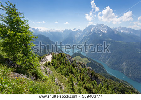 Koenigssee Stock Photos, Royalty.