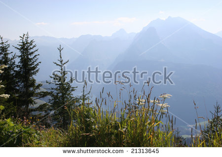 Kehlstein Eagles Nest Bavarian Alps Near Stock Photo 17966722.