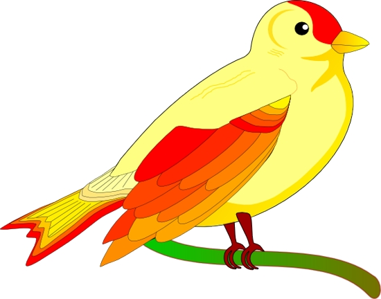 Bird clip art at vector clip art free.