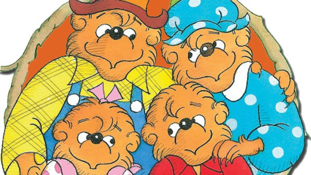 What the Berenstain Bears Taught Me About Adam and Eve.