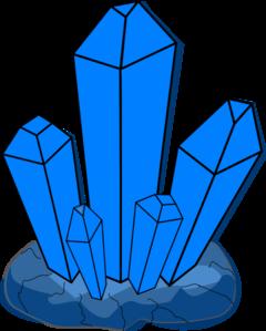 Crystal Clip Art.