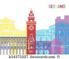 Bergamo Clip Art Royalty Free. 38 bergamo clipart vector EPS.