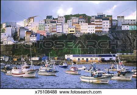 Pictures of Malpica de Bergantinos. Costa da Morte. La Coruna.