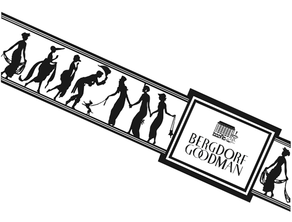 Bergdorf Goodman Illustrations on Behance.