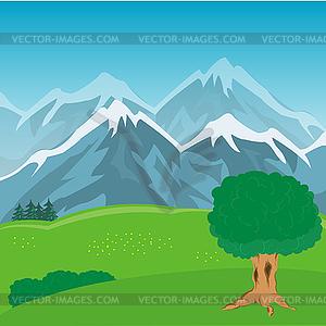 year landscape.