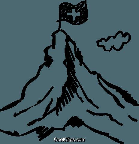 Berg clipart.