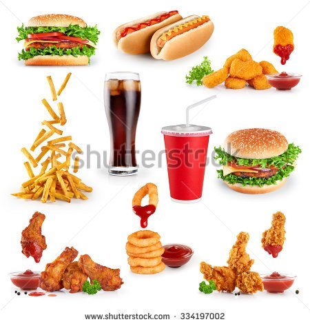 Berger food clipart.