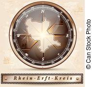 Bergheim Clip Art Vector Graphics. 4 Bergheim EPS clipart vector.
