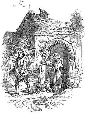 Volksmärchen der Deutschen von Johann Karl August Musäus.