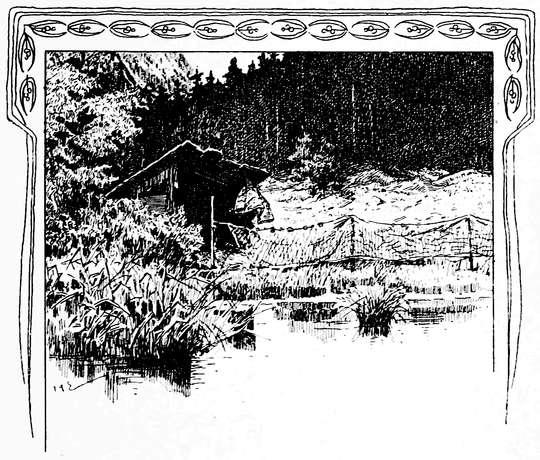 The Project Gutenberg eBook of Der Klosterjäger, by Ludwig Ganghofer.