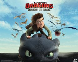 DeviantArt: More Like Dreamworks Dragons Riders of Berk by Xx.