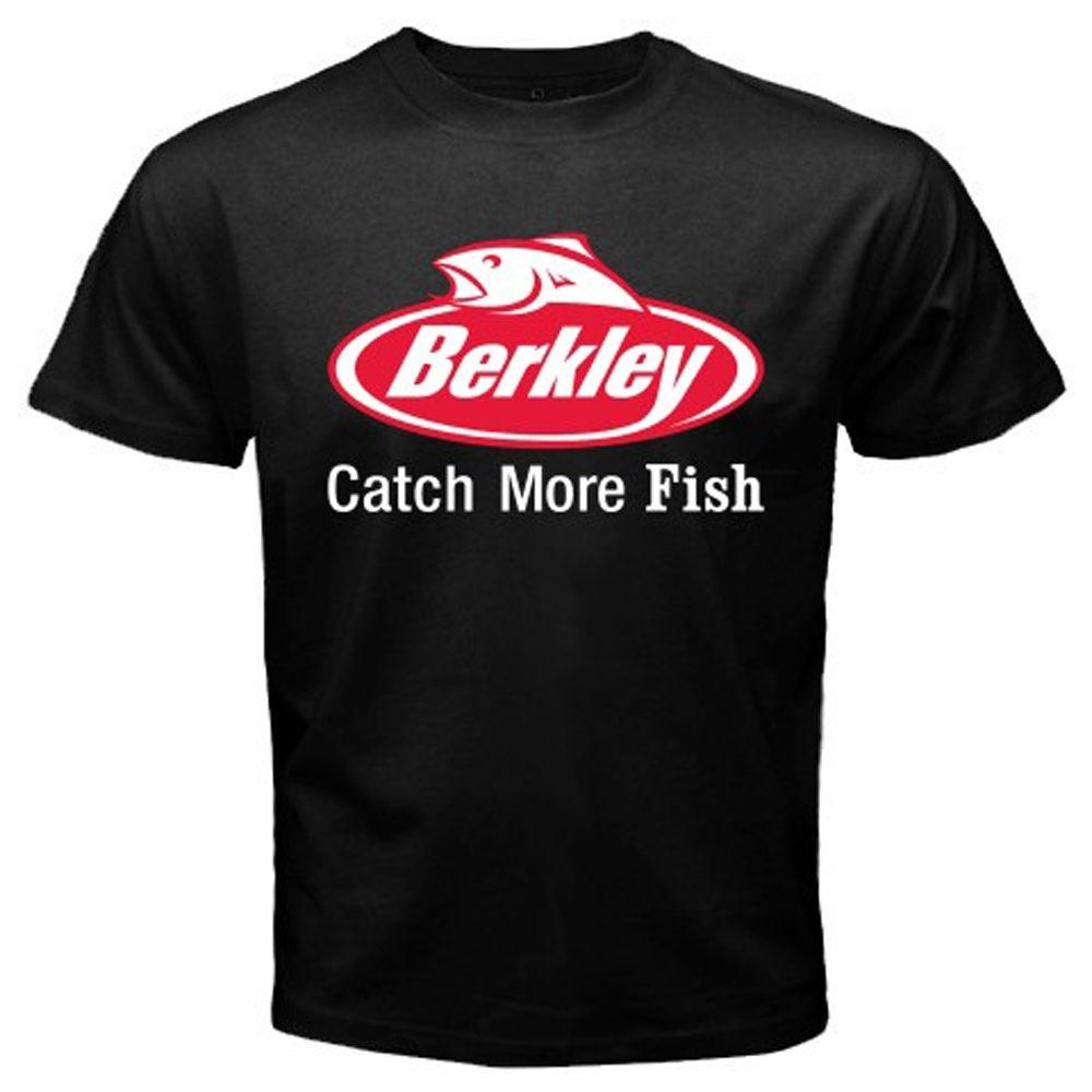 New Berkley Fishing Logo Spinners Crankbaits Men\'s Black T.