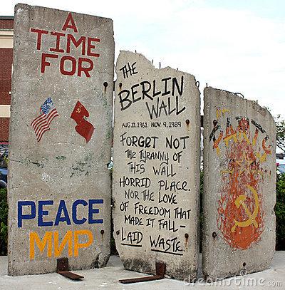 Berlin Wall Brezhnev.