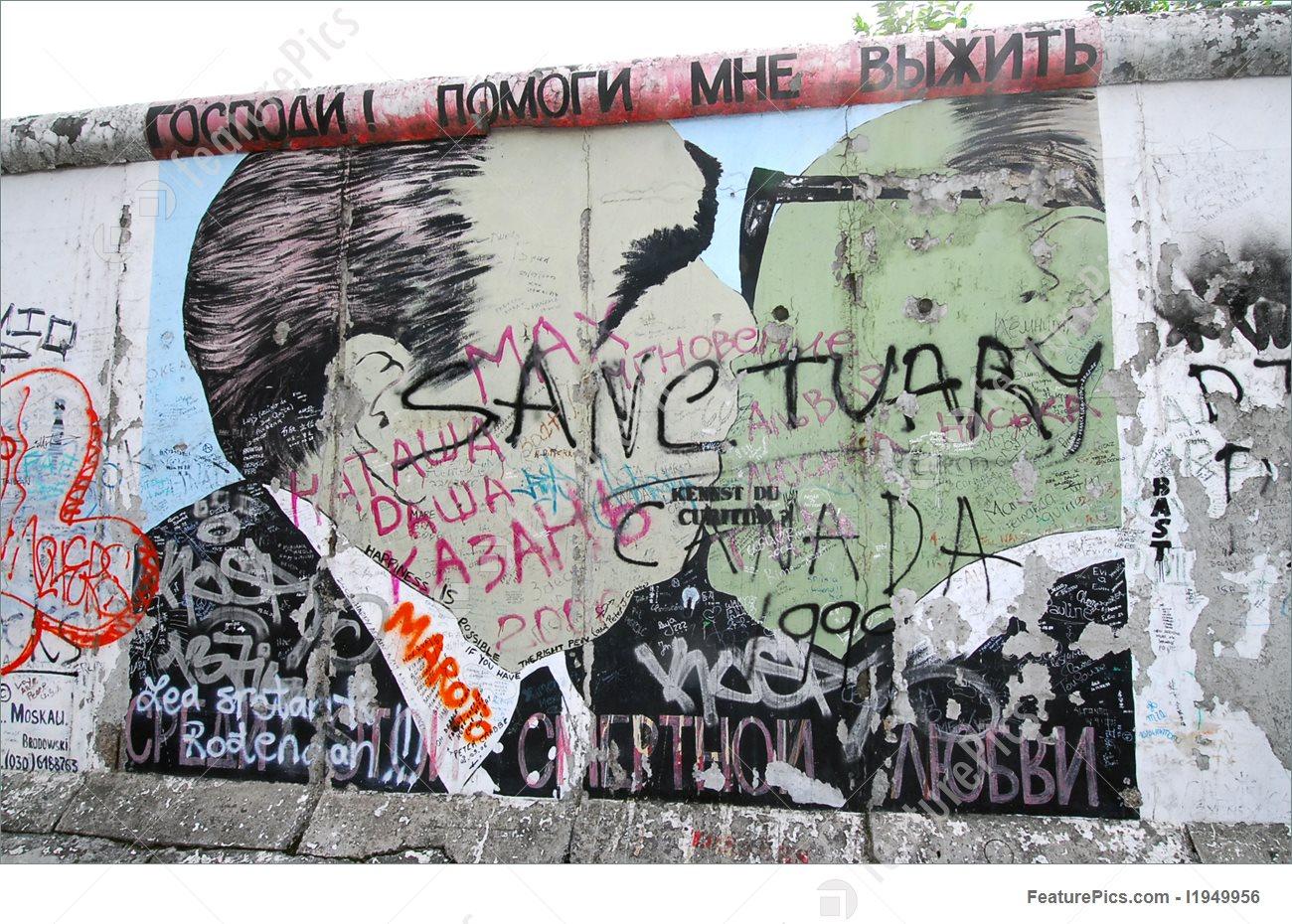 Non Figurative Art: Berlin Graffiti 019.