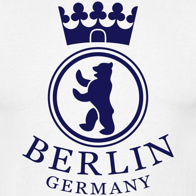 Berlin Germany Bär Logo Krone by KALLY ART.