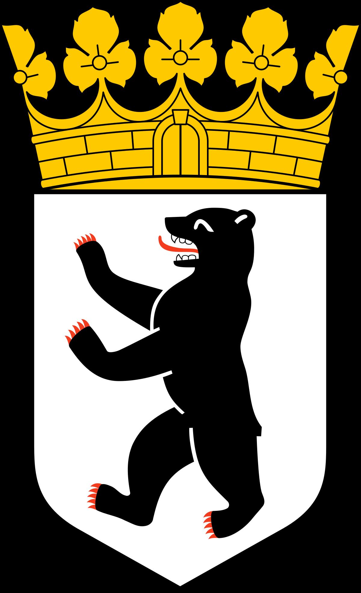 Coat of arms of Berlin.