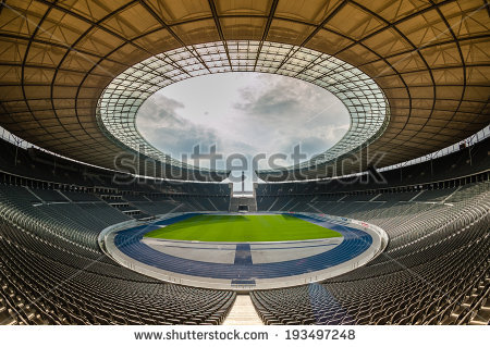 Berlin Olympic Stadium Stock Photos, Royalty.