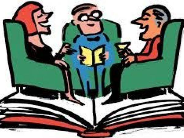 Novel Ideas Book Group.