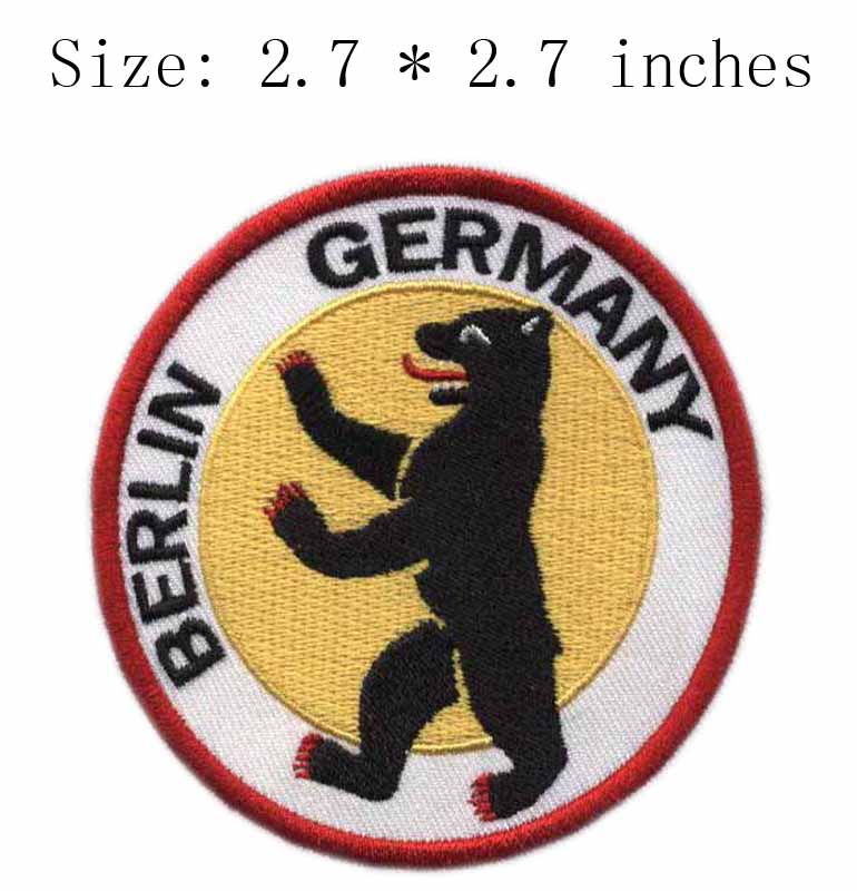 Compare Prices on Germany Patch.
