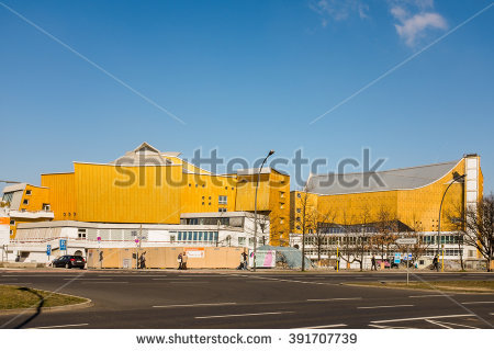 Philharmonie Stock Photos, Royalty.