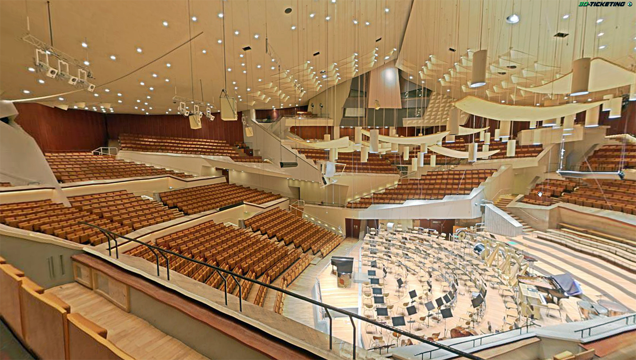Berlin Philharmonic Hall (1963).