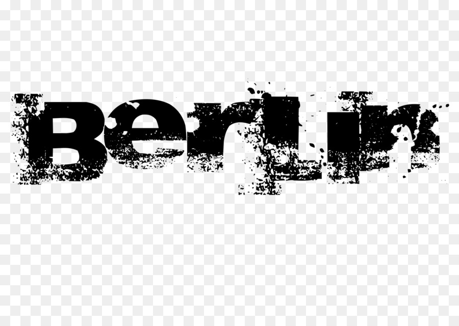 Berlin Text png download.