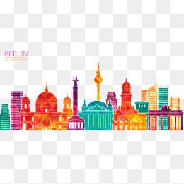 Berlin Png, Vector, PSD, and Clipart With Transparent Background for.