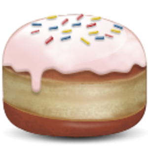 Berliner Frosting Icon.