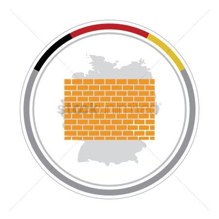 Free Berliner Mauer Stock Vectors.
